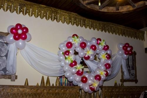 Украшение своей свадьбы своими руками