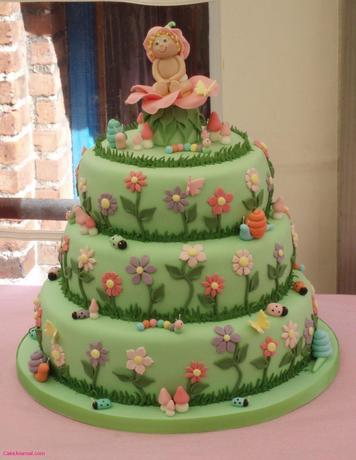 Торт для ребенка на день рождения фото