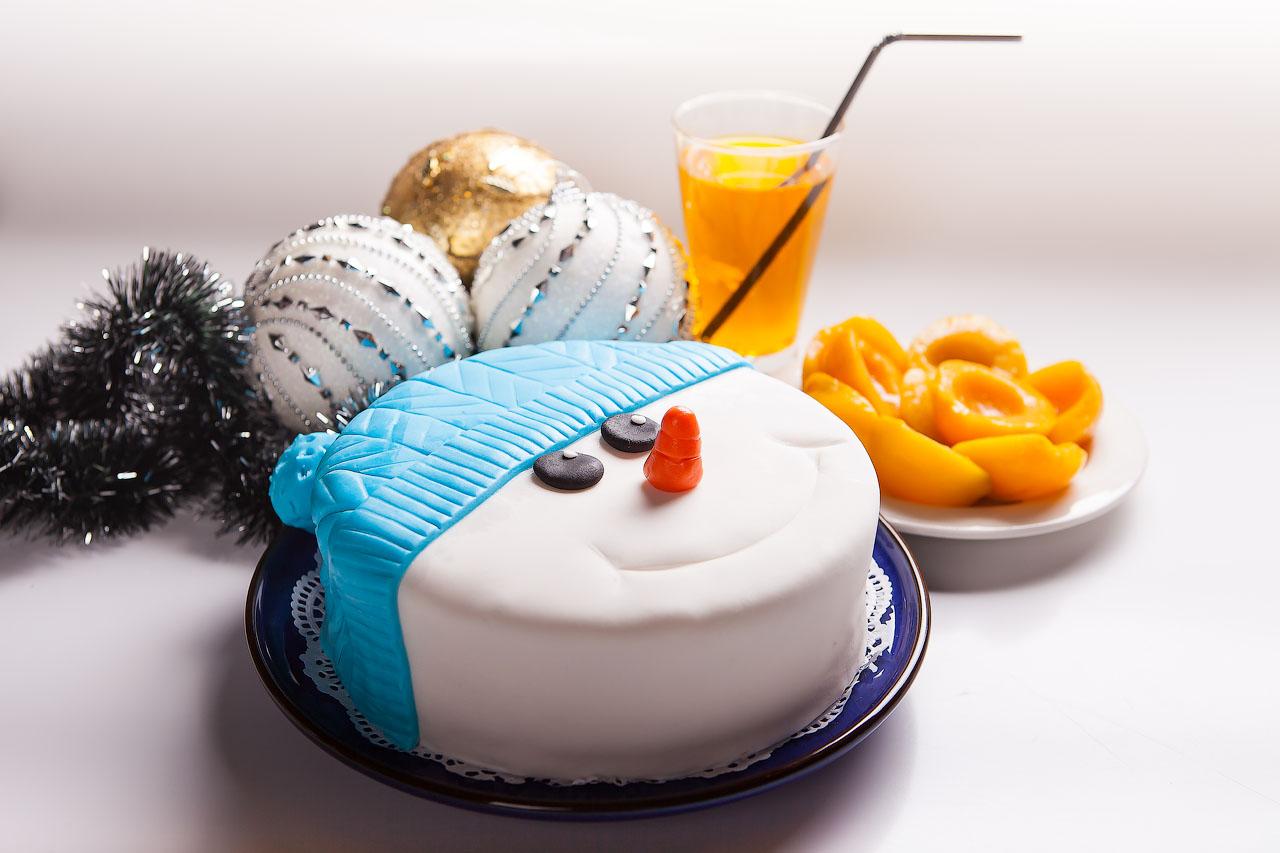 Торт на новый год рецепт с фото